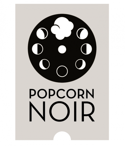 Popcorn Noir logo