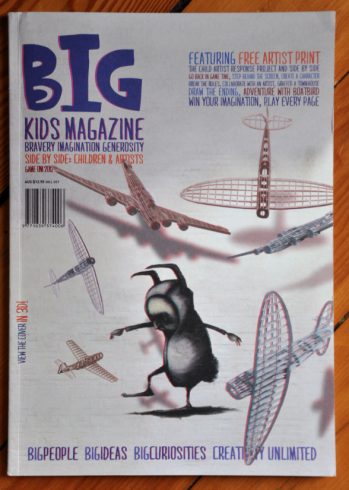 Big Magazine cover