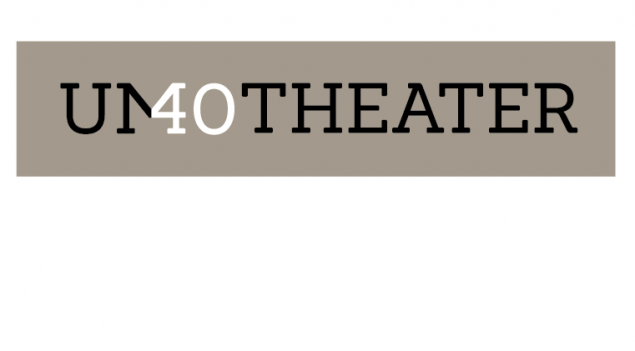 u mass theater 40 logo