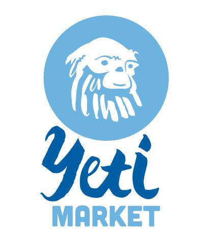 Yeti Market Logo